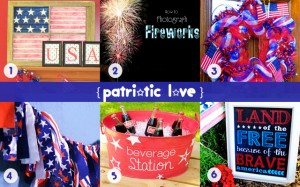 patriotic love features