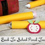 Back to School Craft | A Pencil Treat