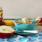 Apple Dip | Biscoff Spread Recipe