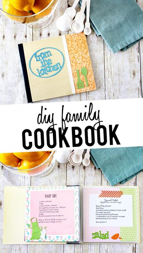 Family Craft Fun DIY CookbookLive Laugh Rowe