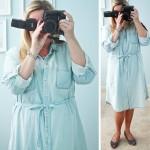 Denim Summer Dress | WIWW #66