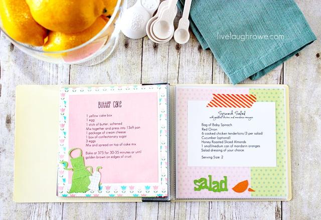 Family Crafting with DIY Cookbook at livelaughrowe.com