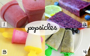 Popsicles and Pillows   live laugh linky #71