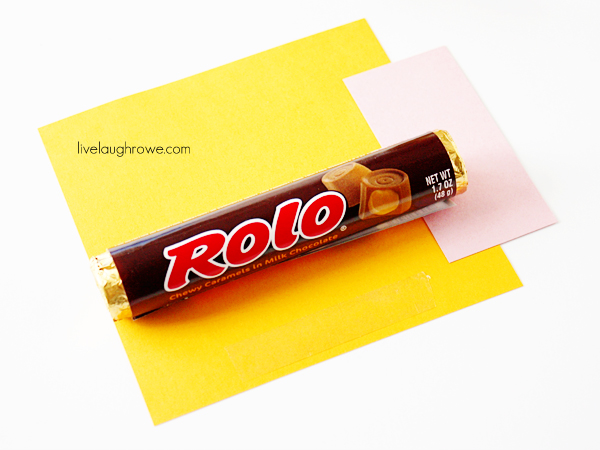 Rolling the Pencil Treat