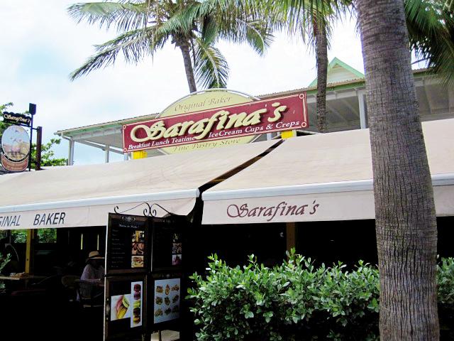 Sarafina's Bakery in St. maarten