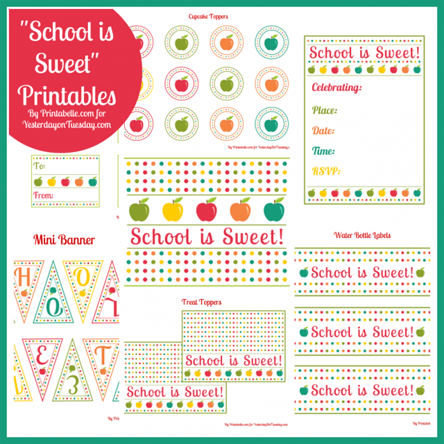 School-is-Sweet-Set-of-Printables