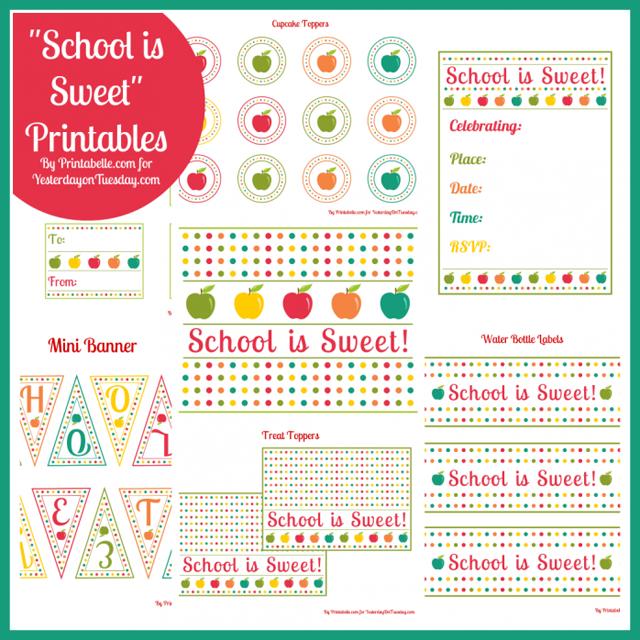 School-is-Sweet-Set-of-Printables