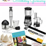 Blenders, Cookbooks and Amazon.com   Giveaway