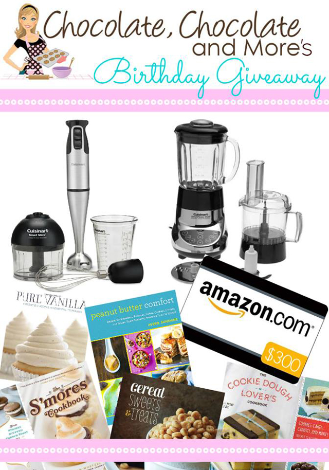 Fabulous Giveaway with Live Laugh Rowe and other fabulous bloggers