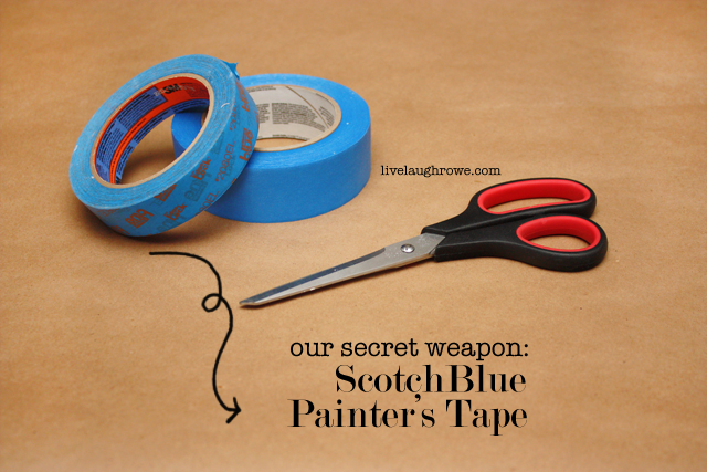 Getting Started with ScotchBlue Painter's Tape project
