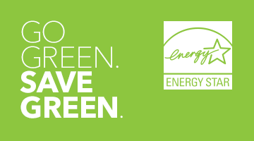 Go Green.  Save Green with Best Buy