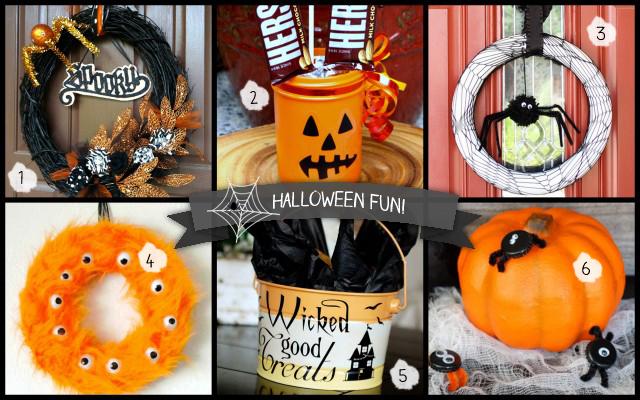 Halloween Fun with livelaughrowe.com