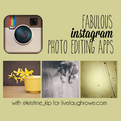 Top Picture Editing Apps For Instagram Instagram Guides Top 5 Apps