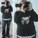 Animal Sweater and Polka Dots | WIWW #79