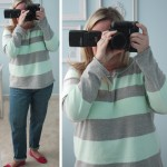 Mint Green and Stripes | WIWW #80