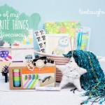 A Few of My Favorite Things Giveaway