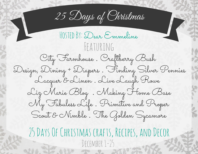 25 Days of Christmas Series