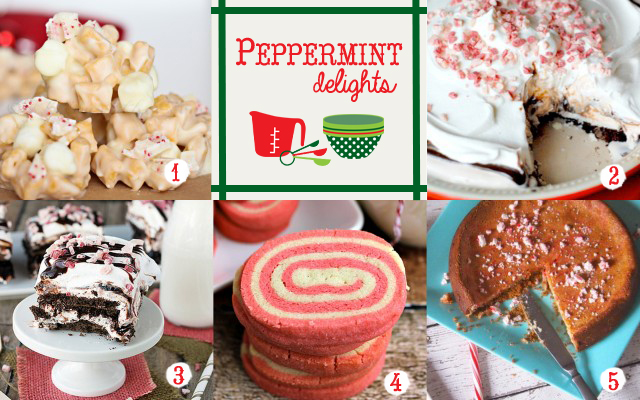 Delicious Peppermint Recipes at Live Laugh Rowe
