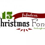 15 Fantastic Christmas Fonts