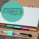 DIY Calendar Kit #giftsatmichaels