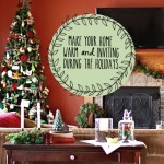 Make your Home Warm and Inviting for the Holidays