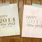 2014 New Year's Printables