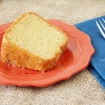 Vanilla Sweet Cream Pound Cake
