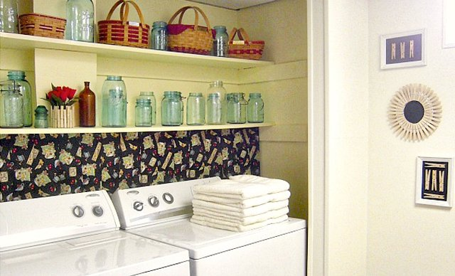 Laundry Room Makeover with AnExtraordinaryDay.net