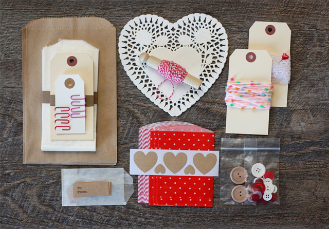 Linky Party Valentines Crafty Giveaway
