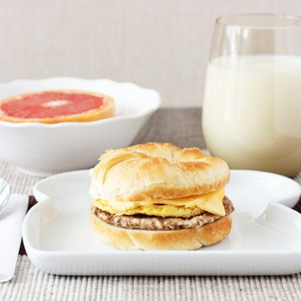 A breakfast served with love!  Spoil the family with  Jimmy Dean Redbox Breakfast options as a quick, easy, and delicious way to start your day