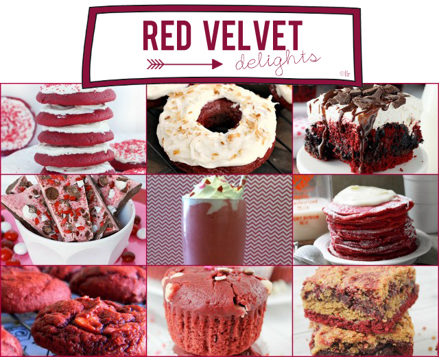 Red Velvet Delights with livelaughrowe.com