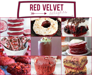 Red Velvet Delights with livelaughrowe.com