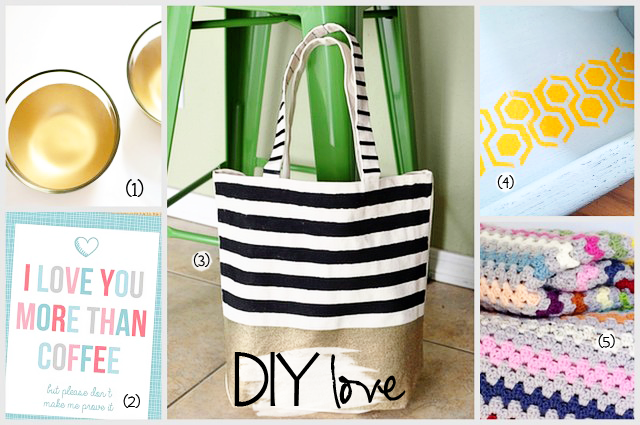 DIY Love with livelaughrowe.com #linkyparty