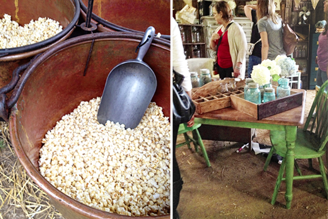 Kettle Corn and Swooning at St. Louis Vintage Days
