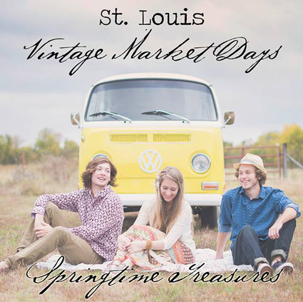 St. Louis Vintage Market Days