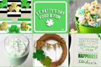St. Pattys Day Food and Fun Features