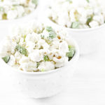 White Chocolate Irish Party Popcorn