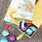 Mother's Day DIY Box of Chocolates