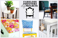 Fabulous Furniture DIY Projects with livelaughrowe.com