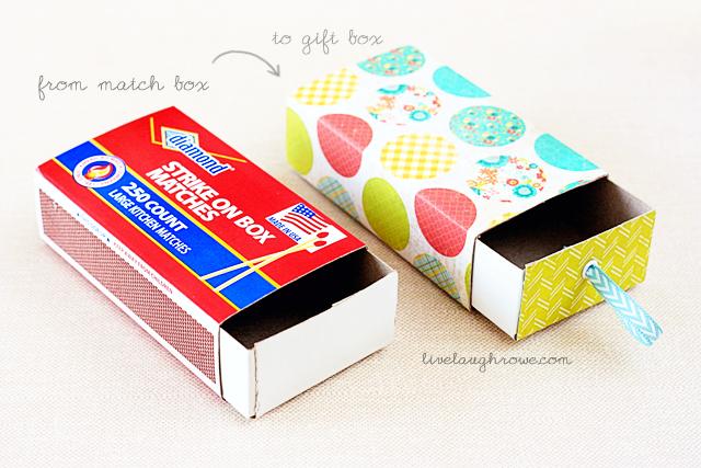 Fabulous Handmade Gift Box