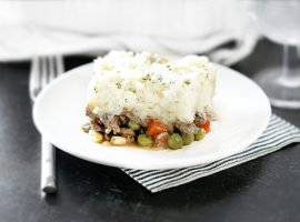 Plate of Shepherd's Pie