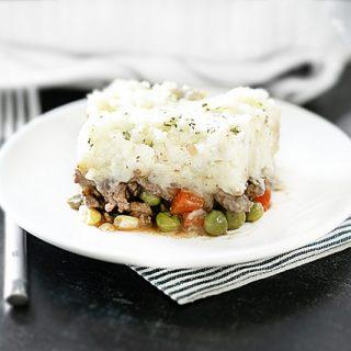 Plate of Shepherd's Pie
