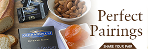 Ghirardelli Perfect Pairings Campaign
