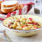 Simple and Hearty Minestrone Pasta