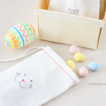 Muslin Easter Treat Bags