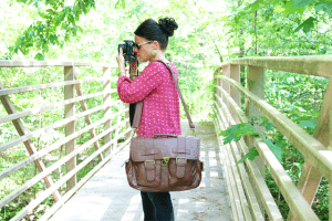 Epiphanie Bag Review and Giveaway at live laugh rowe