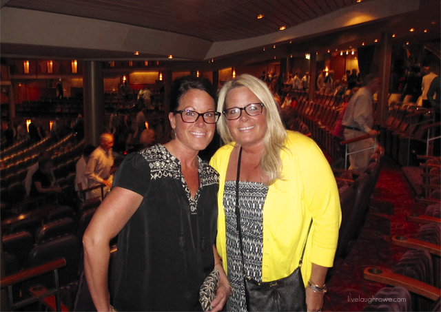 Kelly and Kristine Bermuda Cruise 2014