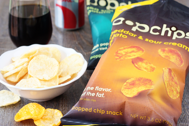 Popped chip snacks! There is more to love with popchips