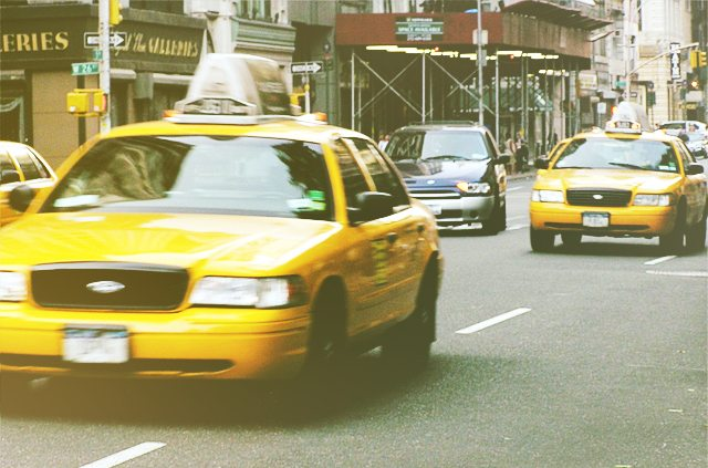 NYC Cabs and Traffic