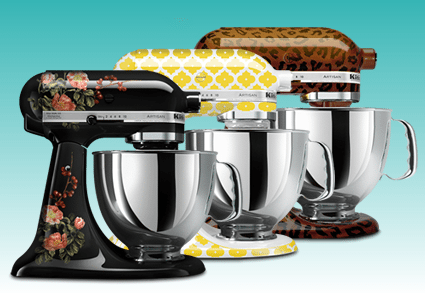 PartSelect KitchenAid Custom Mixer Giveaway